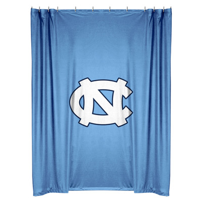 UNC Tar Heels Shower Curtain