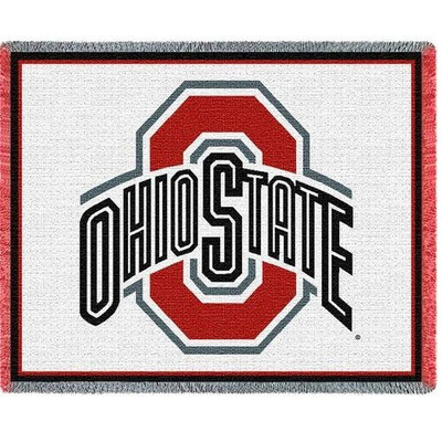 Ohio State Buckeyes Stadium Blanket