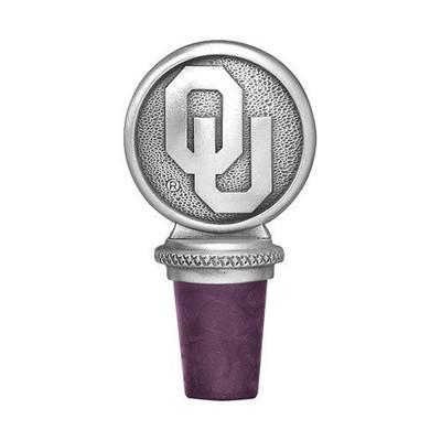Oklahoma Sooners Bottle Stopper