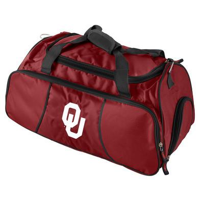 Oklahoma Sooners Gym Bag
