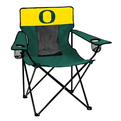 Oregon Ducks Elite Tailgate Chair
