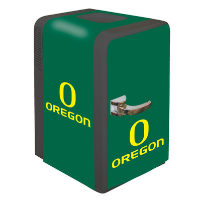 Oregon Ducks 15 qt Party Fridge | Boelter