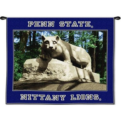 Penn State Nittany Lions Tapestry Wall Hanging