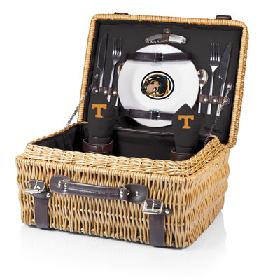 Tennessee Volunteers Champion Picnic Basket