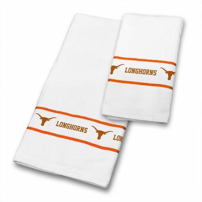 Texas Longhorns Bath Towel Set