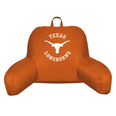 Texas Longhorns Bedrest Pillow