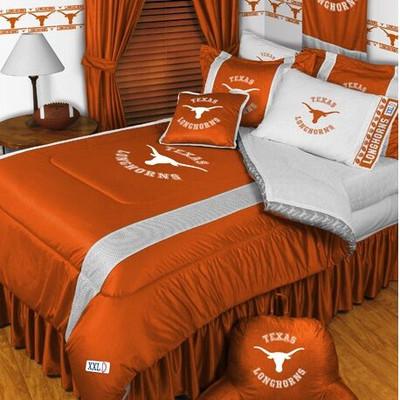 Texas Longhorns Comforter