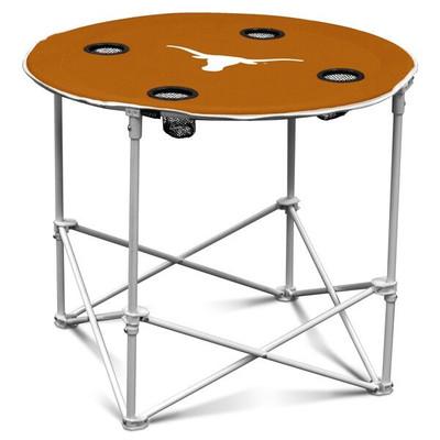 Texas Longhorns Portable Table