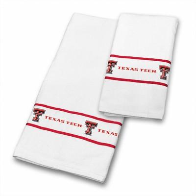 Texas Tech Red Raiders Bath Towel Set