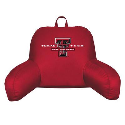 Texas Tech Red Raiders Bedrest Pillow   Sports Coverage   04JRBDR4TXT1912