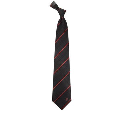 Texas Tech Red Raiders Oxford Woven Silk Tie