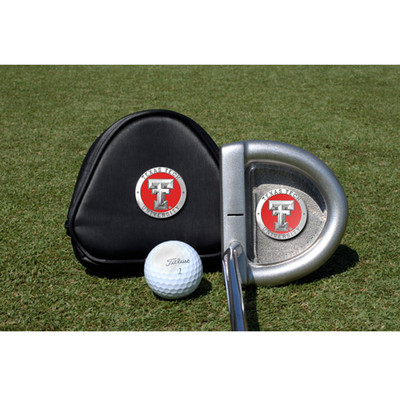 Texas Tech Red Raiders Putter | Heritage Pewter | PT10146E