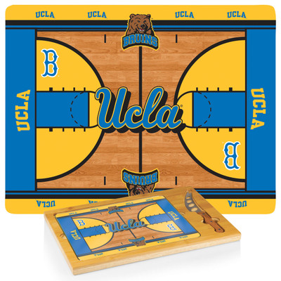 UCLA Bruins Icon Cheese Tray