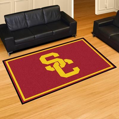 USC Trojans Area Rug 5' x 8'