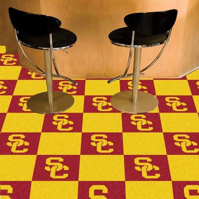 USC Trojans Carpet Tiles