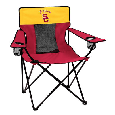 USC Trojans Elite Tailgate Chair