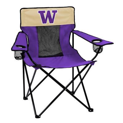 Washington Huskies Elite Tailgate Chair