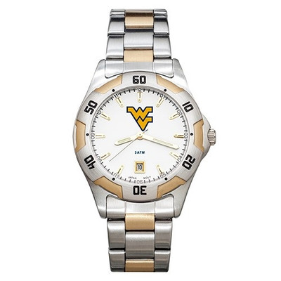 West Virginia Mountaineers Men's All Star Watch