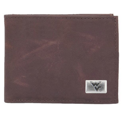West Virginia Mountaineers Bi-Fold Wallet