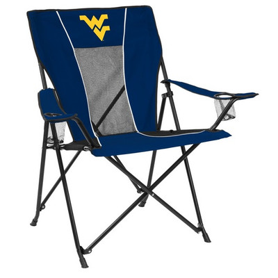 West Virginia Mountaineers Game Time Tailgate Chair  sc 1 st  College Logo Stuff & West Virginia Mountaineers Color Tailgate | Logo Chair