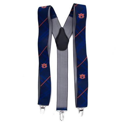 Auburn Tigers Oxford Suspenders