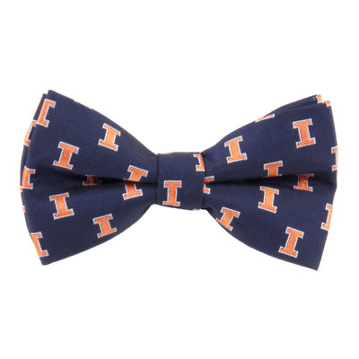 Illinois Fighting Illini Bow Tie | Eagles Wings | 9914