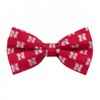 Nebraska Huskers Repeat Bow Tie