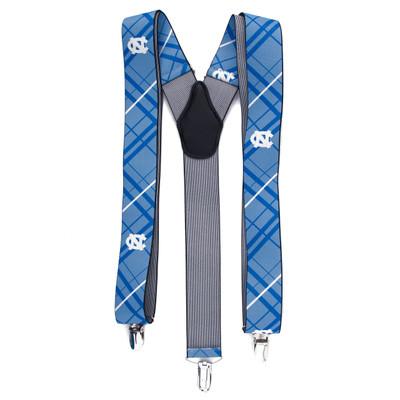 UNC Tar Heels Oxford Suspenders