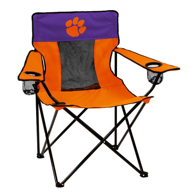 Clemson Tigers Elite Tailgate Chair