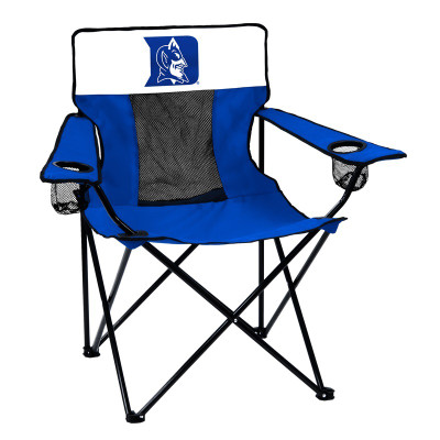 Duke Blue Devils Elite Tailgate Chair