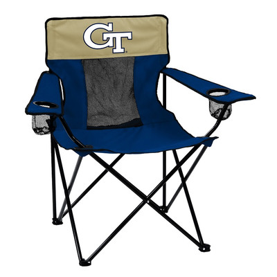 Georgia Tech Yellow Jackets Elite Tailgate Chair
