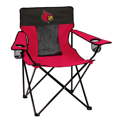 Louisville Cardinals Elite Tailgate Chair