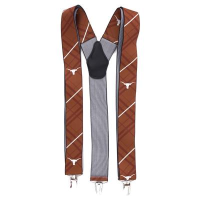 Texas Longhorns Oxford Suspenders