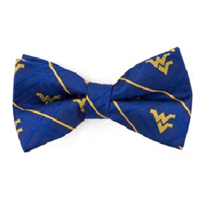 West Virginia Mountaineers Oxford Bow Tie