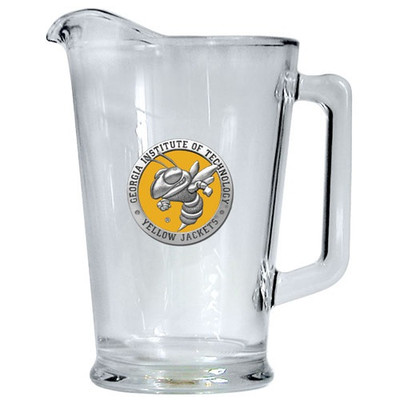 Georgia Tech Yellow Jackets Beer Pitcher