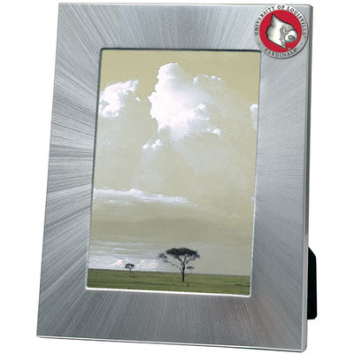 Louisville Cardinals 5x7 Picture Frame