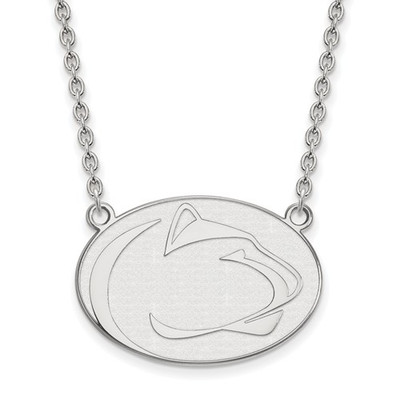 Penn State Nittany Lions Sterling Silver Pendant Necklace