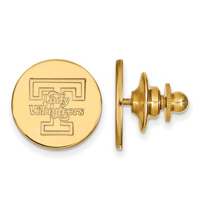 Tennessee Lady Volunteers 14K Gold Lapel Pin