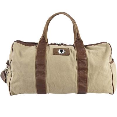 Texas A&M Aggies Mason Canvas Duffel Bag