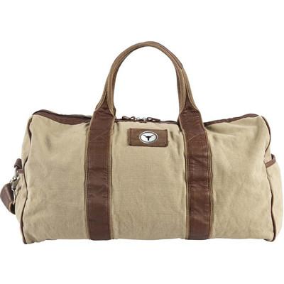 Texas Longhorns Mason Canvas Duffel Bag