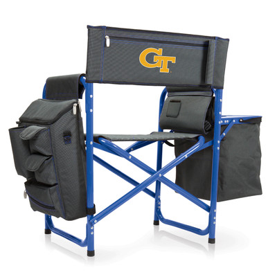 Georgia Tech Yellow Jackets Fusion Tailgating Chair