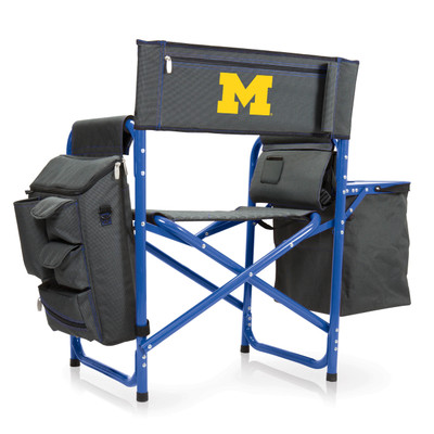Michigan Wolverines Fusion Tailgating Chair