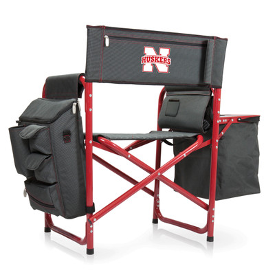 Nebraska Huskers Fusion Tailgating Chair