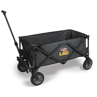 LSU Tigers Portable Adventure Wagon