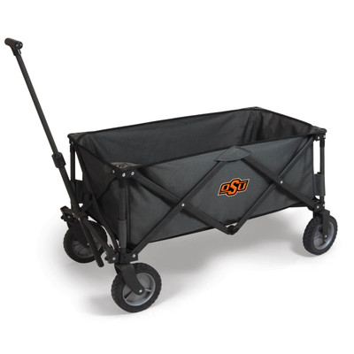 Oklahoma State Cowboys Portable Adventure Wagon