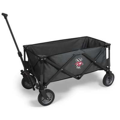 Wisconsin Badgers Portable Adventure Wagon