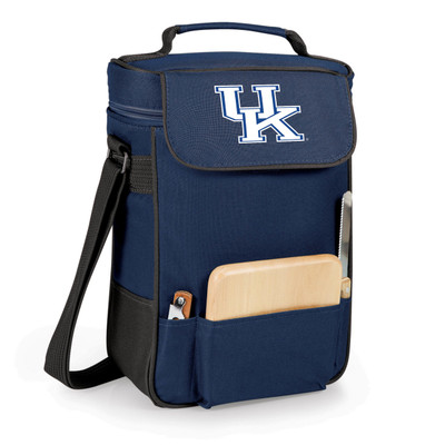 Kentucky Wildcats Duet Wine and Cheese Picnic Tote