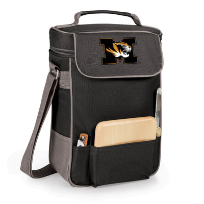 Missouri Tigers Duet Wine and Cheese Picnic Tote