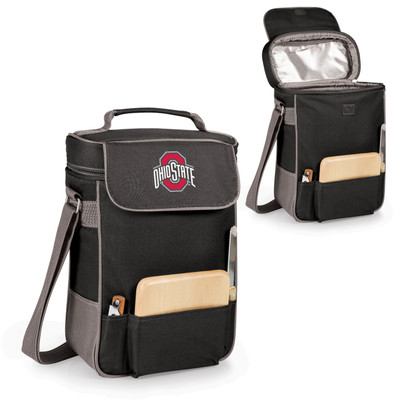 Ohio State Buckeyes Duet Wine and Cheese Picnic Tote