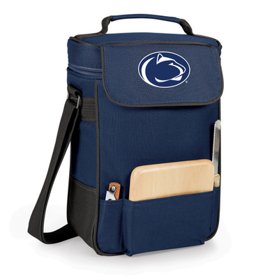 Penn State Nittany Lions Duet Wine and Cheese Picnic Tote